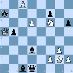 Bent Larsen Checkmating Attack