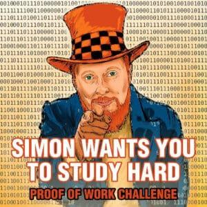 Simon Williams: Proof of Work Challenge