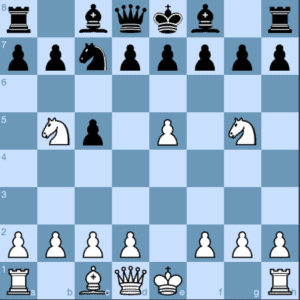 Tal's Tactics in the Game A. Timofeev – A. Alexeev