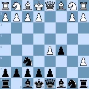 Gambit With 5.bxa6
