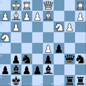 Typical Play in the Benko Gambit