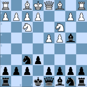 Bogo-Indian Defense: 4.Nc3