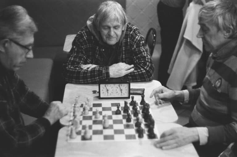 Chess and Aging