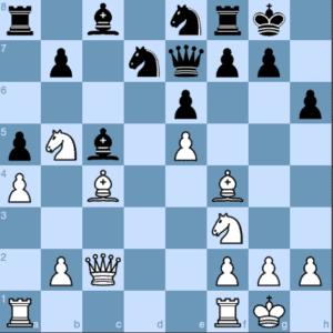 M. Carlsen – H. Nakamura