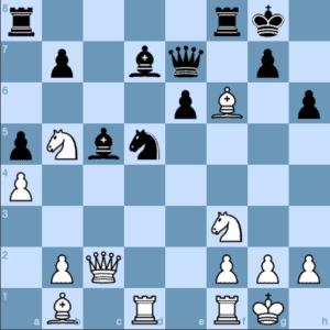 M. Carlsen – H. Nakamura: White Wins