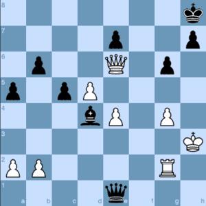Alexander Alekhine - FrederickYates Karlsbad, 1923