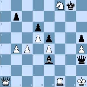 King's Indian Checkmates: Timman's King is Checkmated