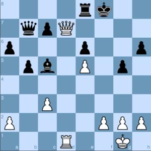 H. Nakamura – M. Carlsen Alternative Line