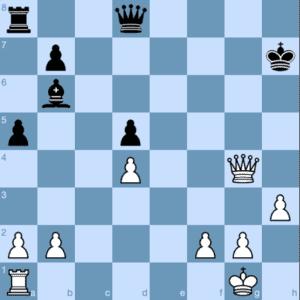 Magnus Carlsen – Hikaru Nakamura: White to Play and Win