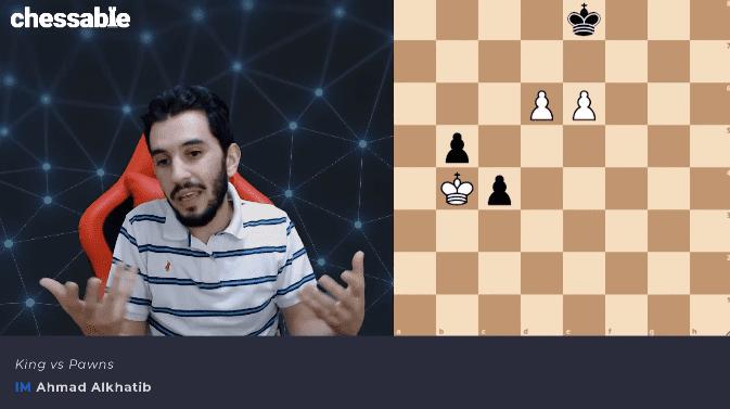 Pawn Endgames