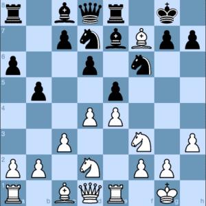 Judit Polgar - Boris Spassky Missed 12.Bxf7+