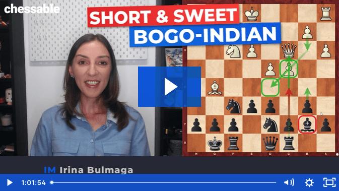 Short and Sweet Bogo-Indian