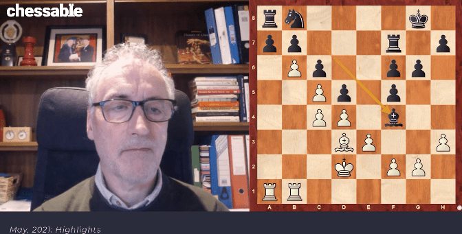 Malcolm Pein's Monthly Videos: May 2021