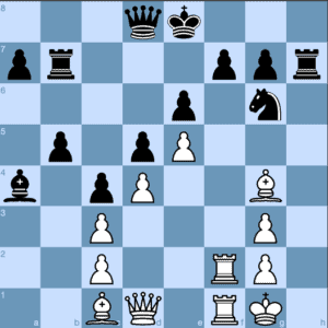 L. Stein - T. Petrosian White to Play and Win