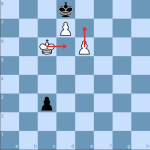 Tricky Pawn Endgames: White Plays for Checkmate