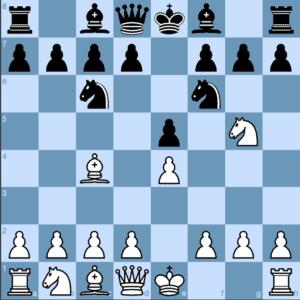 The Way We Were: 1.e4 e5 2.Nf3 Nc6 3.Bc4 Nf6 4.Ng5