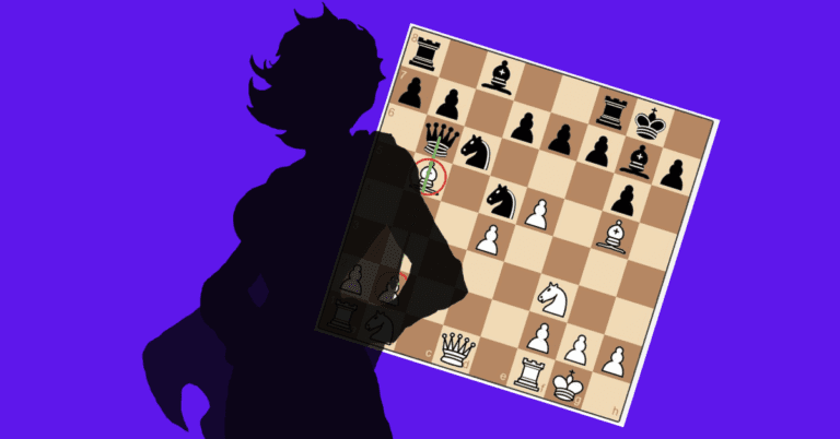 superwoman silhouette, polgar position