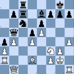 M. Carlsen – J. K. Duda