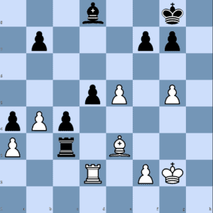M. Carlsen – J. K. Duda: Black to Play and Win
