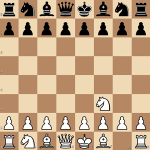 Nf3 Chess Notation