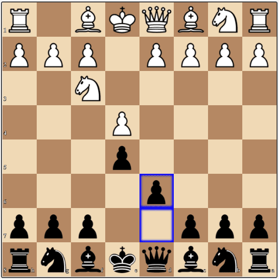 The Philidor Defense is one of the most solid openings for Black