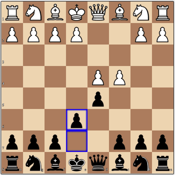 The Queen's Gambit Declined gives Black a strong centre