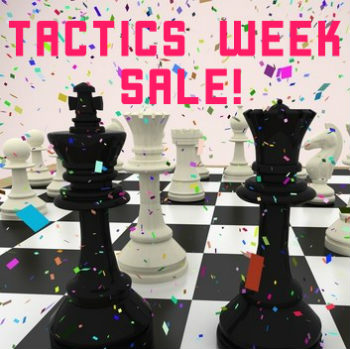 Tactics Week Sale