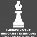 Improving Endgame Technique: Same-Colored Bishop Endgames