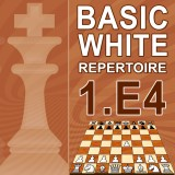 Basic White Repertoire with 1.e4