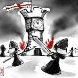 Crush the London!