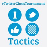 #TwitterChessTournament Tactics