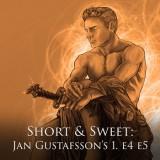 Image of Short & Sweet: Jan Gustafsson's 1. e4 e5