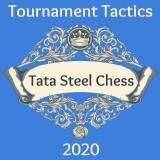 Image of Tournament Tactics: Tata Steel Chess 2020