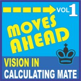 Moves Ahead 1: Vision in Calculating Mate