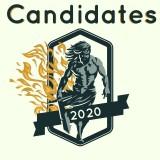Image of Candidates 2020