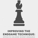 Improving Endgame Technique: Opposite Colored Bishop Endgames