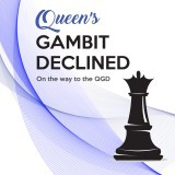 Image of On the way to the Queen's Gambit Declined