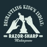Dismantling King's Indian: Razor - Sharp Makagonov