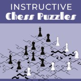 Instructive Chess Puzzles: From Beginner to Winner