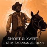 Short & Sweet: 1. b3