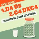Short & Sweet: El Gambito de Dama Aceptado