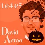 Repertorio 1. e4 e5 de David Antón