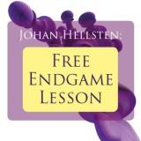 Johan Hellsten: Free Endgame Lesson