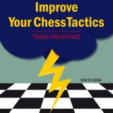 Image of Improve Your Chess Tactics: 700 Practical Lessons & Exercises