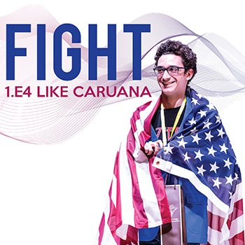 Fight 1.e4 Like Caruana by IM Christof Sielecki